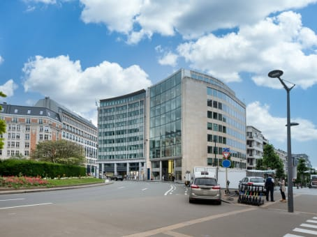 Building at Rond Point Schuman / Schumanplein 6, 5° & 6° floor in Brussels 1