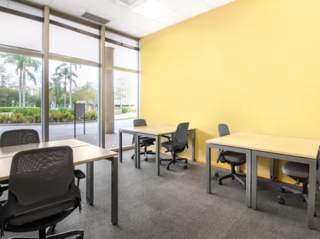 Regus Business Centre in Campinas Galleria Plaza