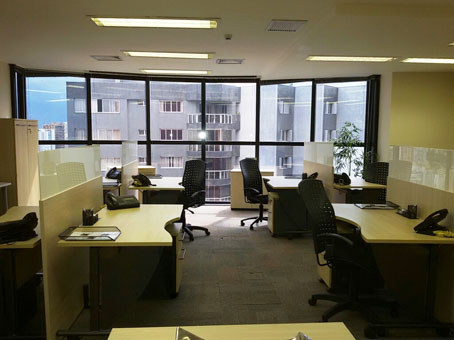 Regus Business Centre in Curitiba Centro Empresarial Jatoba