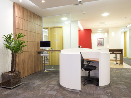 Regus Business Lounge in Sao Paulo Market Place I
