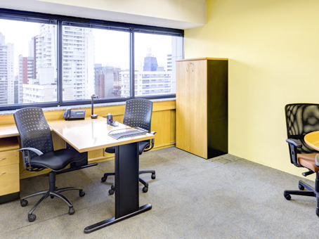 Regus Office Space in Sao Paulo Plaza Centenario