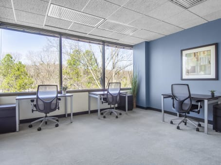 Regus Meeting Room in Cummings Research Park