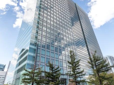 Tokyo Shiodome Building Hamamatsu cho
