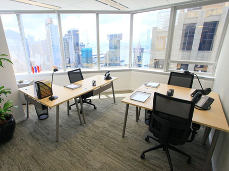 Regus Office Space in Hong Kong Times Square