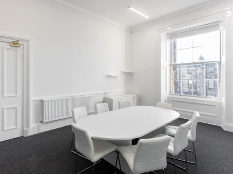 Regus Business Centre in Glasgow Woodside Place