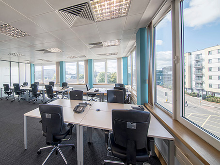 Regus Business Centre in Slough Town Centre