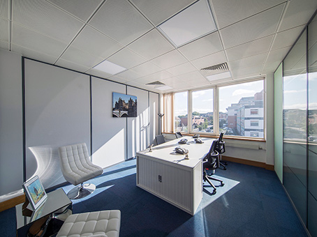 Regus Day Office in Slough Town Centre