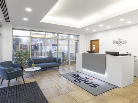 Regus Day Office in Redhill Town Centre