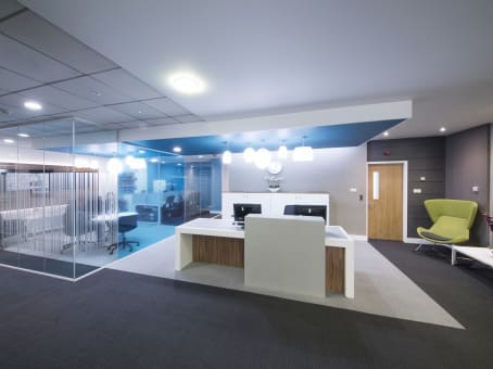 Regus Business Centre in Manchester Fountain Street