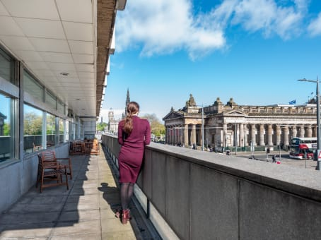 Meeting rooms at Edinburgh Princes Street