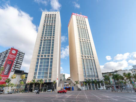 Regus Virtual Office in Casablanca Twin Towers