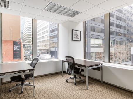 Regus Meeting Room in 600 Third Avenue