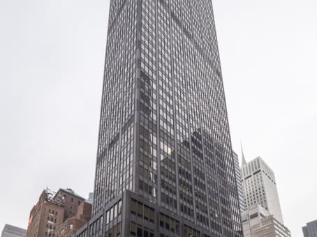 Regus Virtual Office, New York, New York - 600 Third Avenue