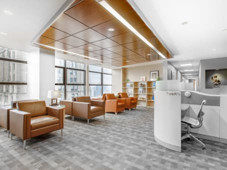 Regus Business Lounge in 41 Madison Avenue