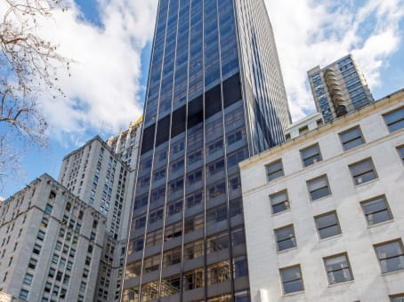 Regus Virtual Office, New York, New York - 41 Madison Avenue