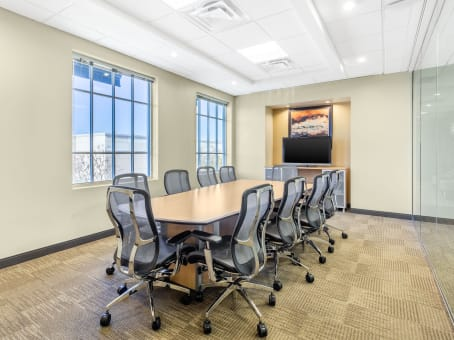 Regus Meeting Room in Market Street