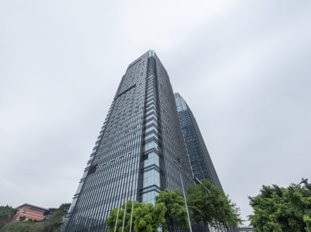 Building at 33/F Yangtze River International Plaza, 22 Nanbin Road, Nanan District in Chongqing 1