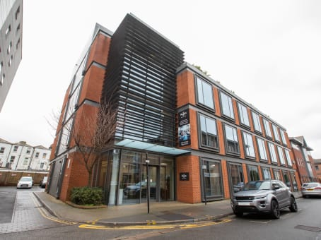 Regus Office Space, Maidenhead Town Centre