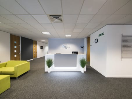 Regus Business Centre in Manchester Digital World Centre