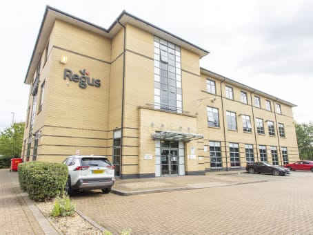 Regus Meeting Room, Warrington Cinnamon Park