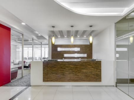 Regus Business Centre in Mexico City Reforma Financial District