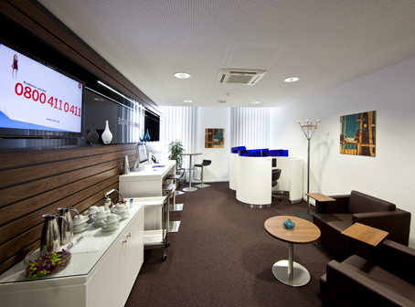 Regus Business Centre in Nürnberg City Center ZeltnerEck