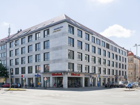 Building at 3rd Floor, ZeltnerEck building, Zeltnerstr. 1-3 in Nuremberg 1