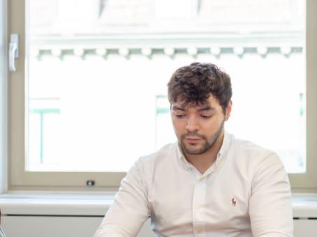 Meeting rooms at Zurich, Bahnhofstrasse