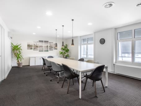 Regus Office Space in Zurich Bahnhofstrasse