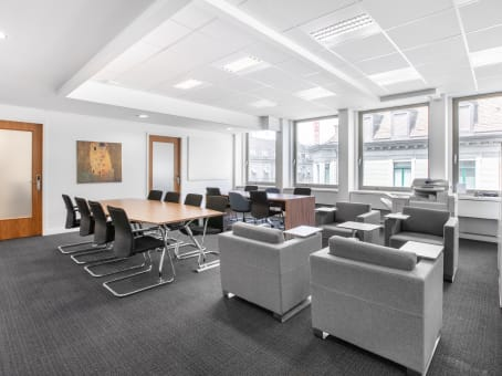 Regus Virtual Office in Zurich Bahnhofstrasse