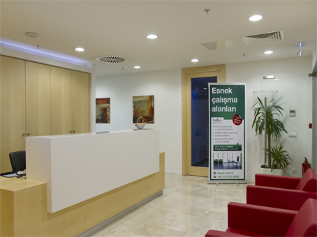 Regus Virtual Office in Istanbul, Levent 193