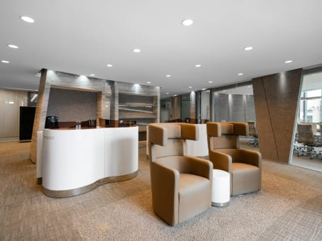 Regus Business Centre in Shanghai Eco City