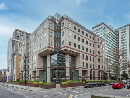 Regus Office Space, Croydon Lansdowne Road
