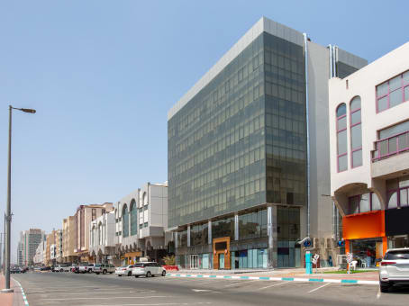 Building at Al Arjan Building, Mezzanine, 1st, 2nd, 3rd & 4th Floor, Defense Road in Abu Dhabi 1