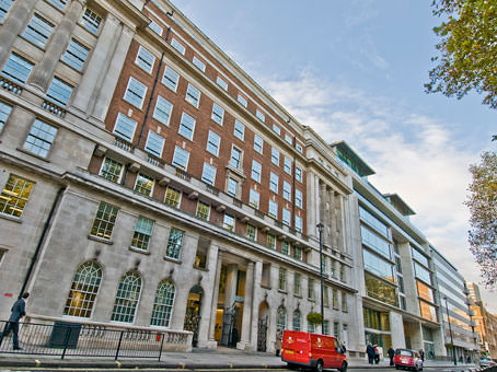 Regus Virtual Office, London Portman Square
