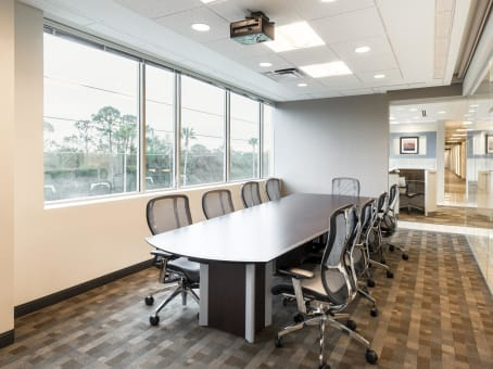 Regus Business Lounge in Ponte Vedra Beach