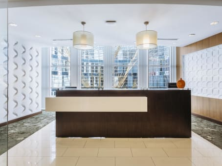 Regus Business Lounge in Presidential Circle