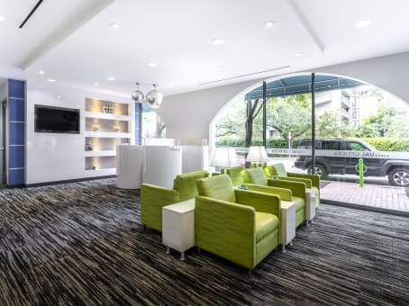 Regus Business Lounge in Mayfair in the Grove