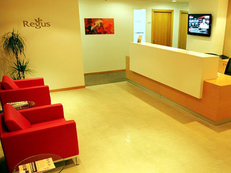 Regus Business Lounge in Istanbul, Maslak Beybi Giz Plaza
