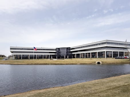 Regus Office Space, New Jersey, Woodcliff Lake - 50 Tice Blvd