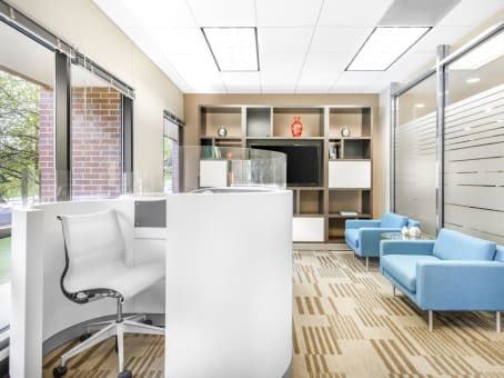 Regus Business Lounge in Linden Place