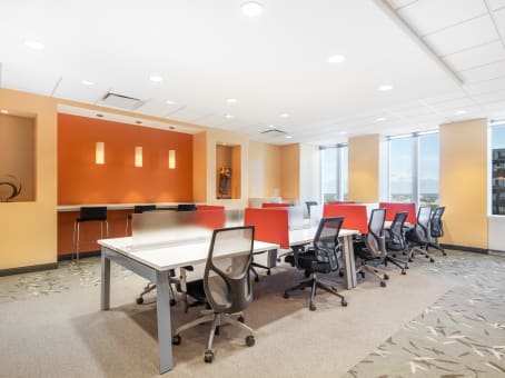 Regus Business Centre in Prudential Tower
