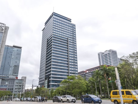 Regus Virtual Office in Taipei Walsin Xinyi - Songzhi Road