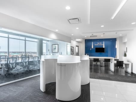 Regus Business Lounge in Quebec, Montreal - Pointe Claire - Montreal Airport