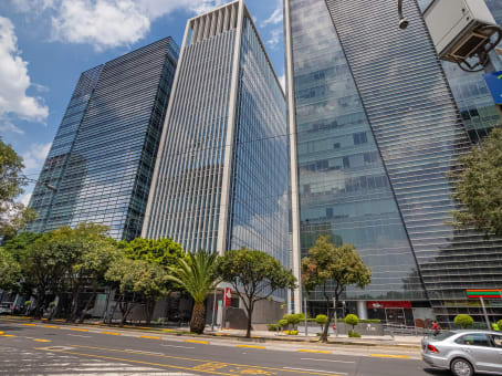 Regus Virtual Office, Ciudad de México - Insurgentes Nápoles