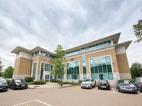 Regus Office Space in Uxbridge Oxford Road