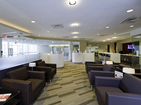 Regus Business Lounge in Waltham Centre