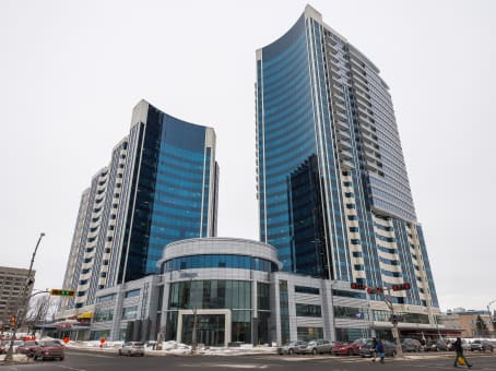 ServersCheck's Office in Quebec, Canada