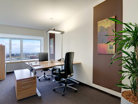 Regus Business Centre in Frankfurt Lighttower