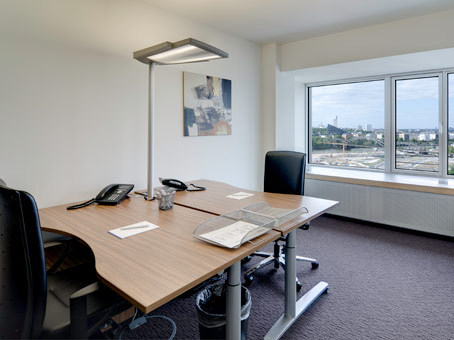 Regus Office Space in Frankfurt Lighttower